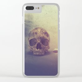 Dangerous Waters Clear iPhone Case