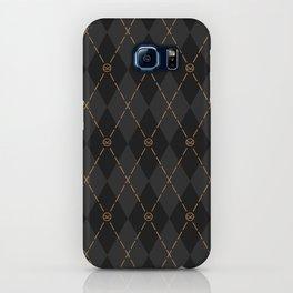 Modern Gentleman's Armour iPhone Case