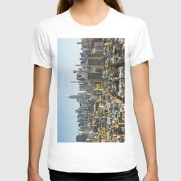 New York City from Tribeca. T-shirt