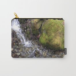 Rushing waters... Carry-All Pouch