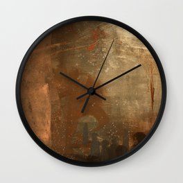 Cimmerian Wall Clock