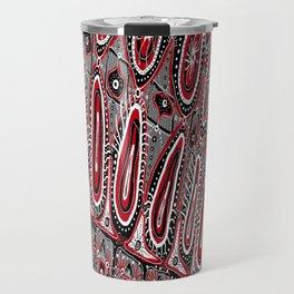 Organic Doodle Travel Mug