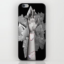 untold story within us iPhone Skin