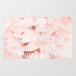 Be my Valentine... Rug