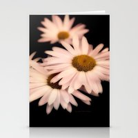 daisies Stationery Cards featuring Daisies by Christine Belanger