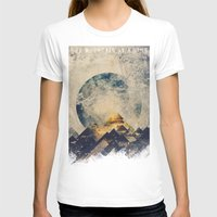 splash T-shirts featuring One mountain at a time by HappyMelvin