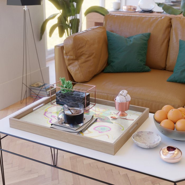 Sway Serving Tray