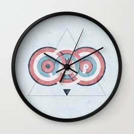 geowl Wall Clock
