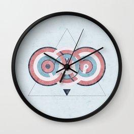 geowl Wall Clock