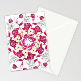 Bali Inspired Nature Mandala Stationery Cards