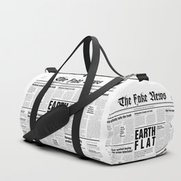 The Fake News Vol. 1, No. 1 Duffle Bag