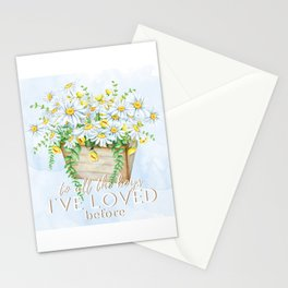 To All the Boys I've Loved Before by Jenny Han Stationery Cards