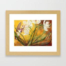 Jewel in the Sun Framed Art Print