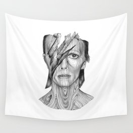 Wood dB Wall Tapestry