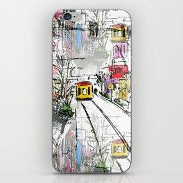 Main Street iPhone Skin
