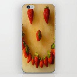 Strawberry [SWAG] iPhone Skin