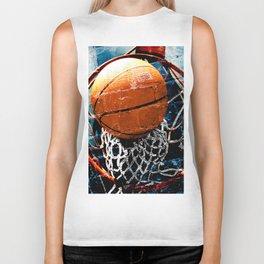 Basketball art vs cx 8 Biker Tank