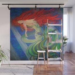Enchanted Mermaid Wall Mural