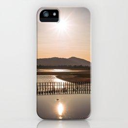 Golspie iPhone Case