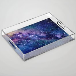 Milky Way Acrylic Tray