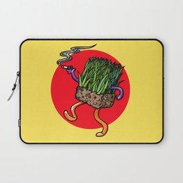 Retarded weed Laptop Sleeve