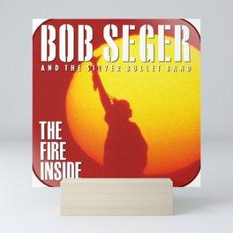 bob seger album 2020 ansel12 Mini Art Print