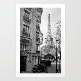 Paris No1 Art Print