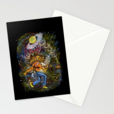 redskin planet Stationery Cards