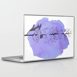 delphinium Laptop & iPad Skin