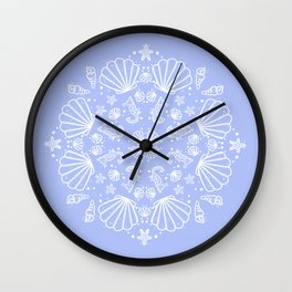 Mermaid Life Wall Clock