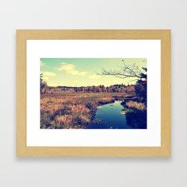 HARRISVILLE Framed Art Print