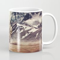 gravity Mugs featuring Gravity by James McKenzie