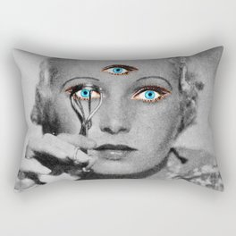 Cosmetic and Other Changes Rectangular Pillow