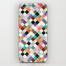 Pass this Pastels iPhone & iPod Skin