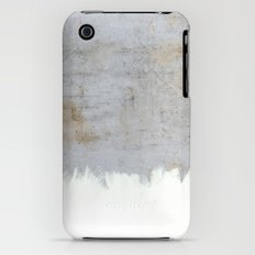 Painting on Raw Concrete Slim Case iPhone (3g, 3gs)