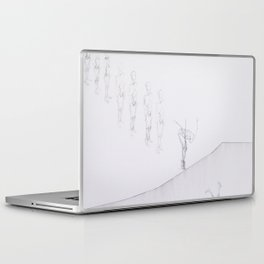Whiteout I Laptop & iPad Skin