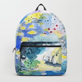 They lived lives no one had dreamt of Backpack