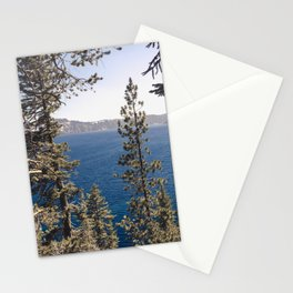 Hidden Lake Love - Nature Photography Stationery Cards