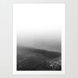 the sea °1 Art Print