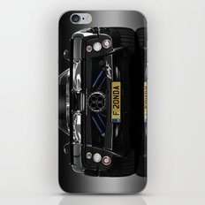 Pagani Zonda iPhone & iPod Skin