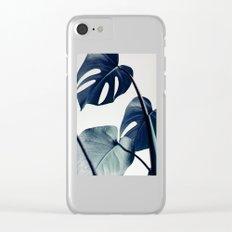 botanical vibes II Clear iPhone Case