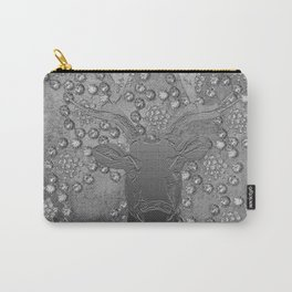 REINDEER AND DIAMONDS Carry-All Pouch