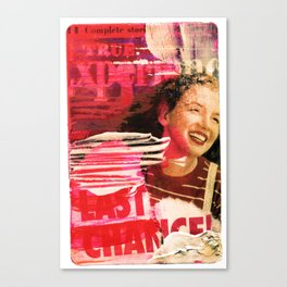 #lastchance  Canvas Print