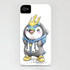 Bow down to thy Emperor!   iPhone (4, 4s) Slim Case