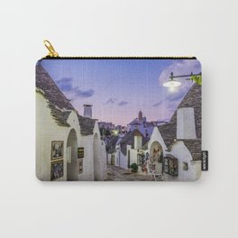Alley between the Trulli of Alberobello Carry-All Pouch