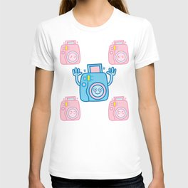 We are watching you. Say Cheese!!! T-shirt