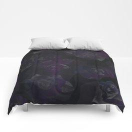 xray roses Comforters
