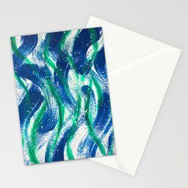 Waves and Weeds v1 Stationery Cards