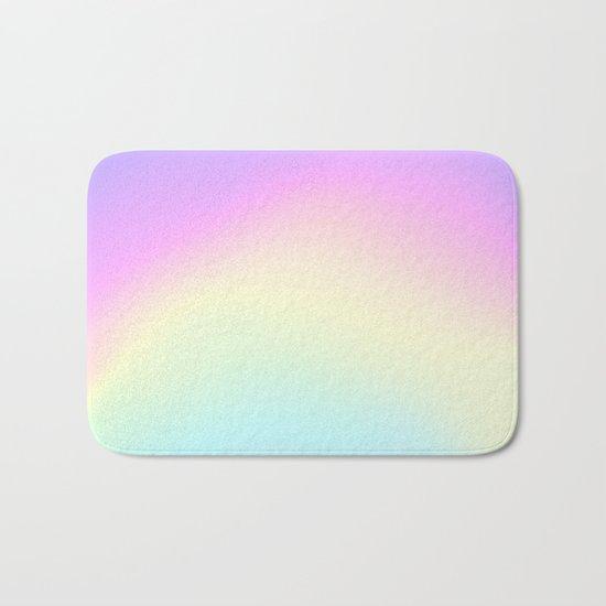 Holographic Texture #1 Bath Mat