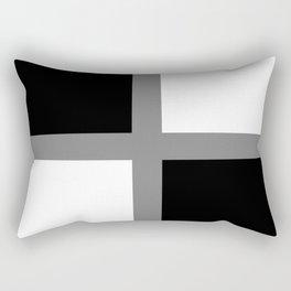 Mulatto flag multiracial people Rectangular Pillow